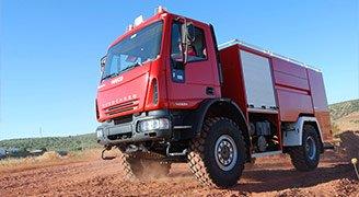 Camion Citerne Rural