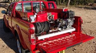 Kits lutte incendie