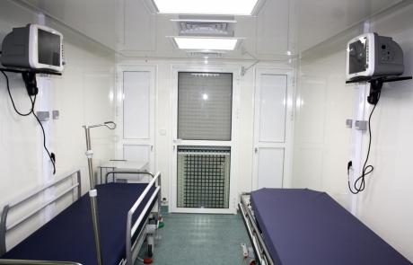 Unité Mobile Chirurgie Générale
